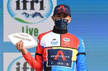 Iván Ramiro Sosa se corona como nuevo campeón del Tour de La Provence, mientras que Egan Bernal fue tercero en la general.