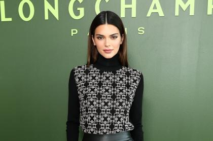 Foto de Kendall Jenner, que es novia de David Booker