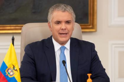 Iván Duque: proponen prorrogar su mandato en Colombia.