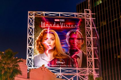 Billy es uno de los gemelos de Wanda y Vision en el mundo de Marvel.