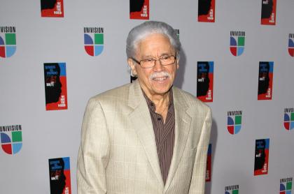 Murió Johnny Pacheco, confundador de la Fania All Stars.