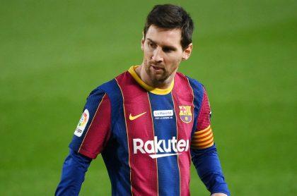 Lionel Messi, que jugará este martes el Barcelona vs PSG por Champions League, que tiene cuotas altas para apostar