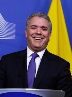 Iván Duque: propuesta para que se quede 2 años más de presidente.