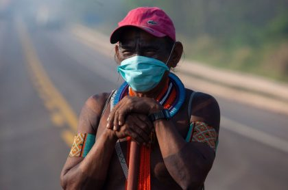 El excongresista Octavio Benjumea se preguntó a qué país pertenece Amazonas por falta de vacunas.
