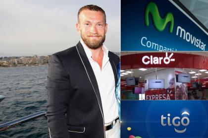 WOM Colombia: dueño de la empresa habla de Claro, Movistar y Tigo.