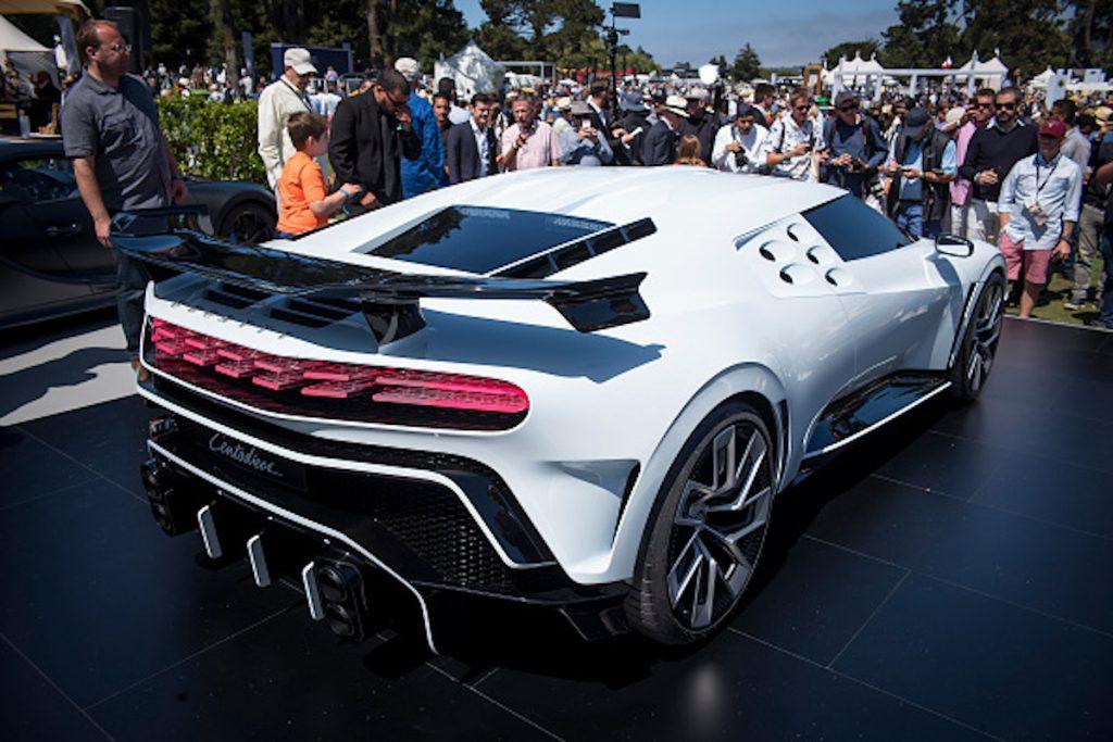 getty / Bugatti Centodieci