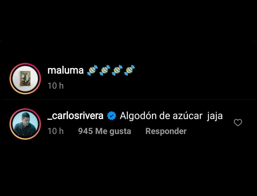 Instagram: @maluma