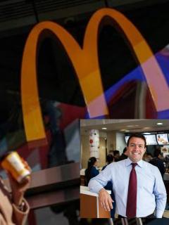 """El líder de operaciones de McDonalds en Colombia le apuesta a incorporación de nuevos talentos para construir """"futuros brillantes""""."""