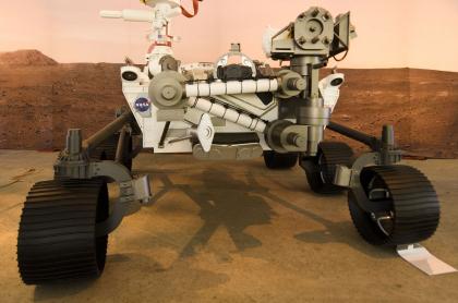 El Perseverance antes de aterrizar en Marte, NASA en vivo hoy