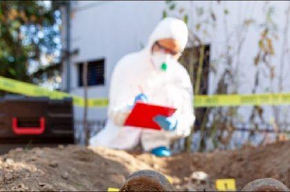 Imagen que ilustra masacre de cinco personas en una finca en Andes, Antioquia