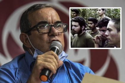 Farc reconocieron secuestros durante el conflicto armado en Colombia