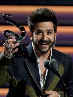 Los colombianos Camilo, Karol G y Maluma estuvieron entre los ganadores en los Premios lo Nuestro 2021.