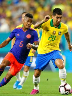 Próxima fecha de Eliminatoria con Colombia vs Brasil, Colombia vs. Paraguay, Argentina vs. Brasil.