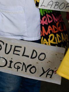 Imagen ilustrativa de la crisis económica en Venezuela.