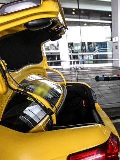 Taxista se llevó una maleta del aeropuerto El Dorado, de Bogotá. Imagen de referencia del lugar de los hechos.