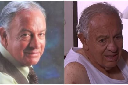 Fotomontaje de Manuel Pachón, actor de 'Dejémonos de vainas' que murió