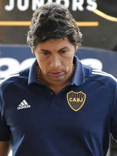 Schiavi, partidario de que saquen a Jorge Bermúdez de Boca Juniors. Imagen de referencia del popular 'Patrón'.