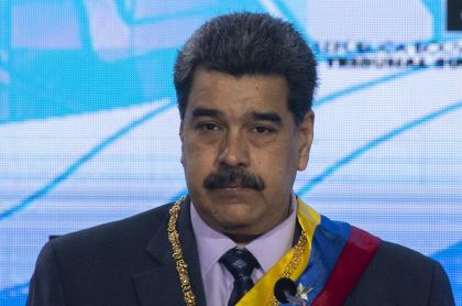 19 funcionarios del régimen de Nicolás Maduro, que aparece en el acto inaugural del año judicial en la Corte Suprema de Justicia de Caracas, el 22 de enero de 2021, fueron incluidos por la Unión Europea en su lista de sancionados.