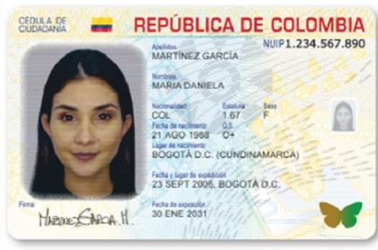 Imagen de cédula de ciudadanía ilustra artículo Subió precio para sacar cédula de ciudadanía