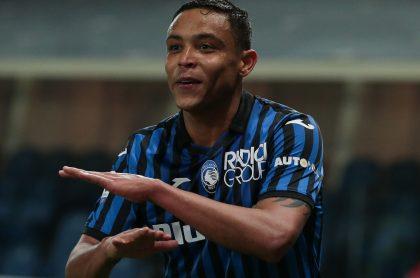 Luis Fernando Muriel marcó un doblete en la victoria 5-2 del Atlanta sobre el Parma por la fecha 36 de la Serie A.