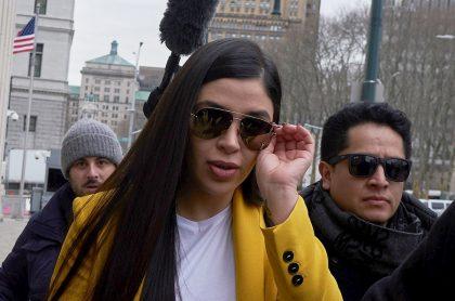 Emma Coronel, esposa del narcotraficante 'Chapo' Guzmán, fue detenida en el Aeropuerto Internacional Dulles (Estados Unidos).