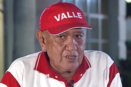 Jaime Cuéllar, presidente de la Liga de Boxeo del Valle, denunciado por acoso sexual. Imagen de referencia del dirigente