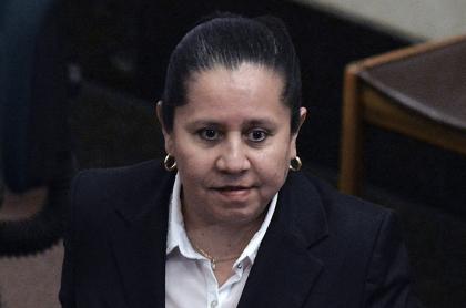 María del Pilar Hurtado durante audiencia ilustra nota sobre aval que le dio el Inpec para que cumpla condena en la casa