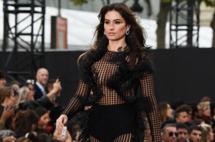 Taliana Vargas rechazó un casting de Victoria´s Secret