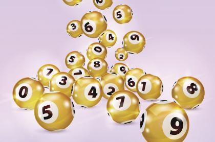 Balotas, ilustran nota sobre resultados de la lotería de Cundinamarca, Tolima y chances de febrero 22.
