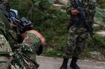 Norte de Santander: 2 militares muertos en atentado del Eln