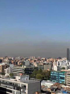 Bogotá hoy: nube del Sahara llegaría; afectaría la calidad del aire