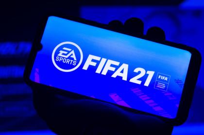 Foto del logo de FIFA 21 ilustra nota sobre cuáles son los cambios en la actualización 11 en PC