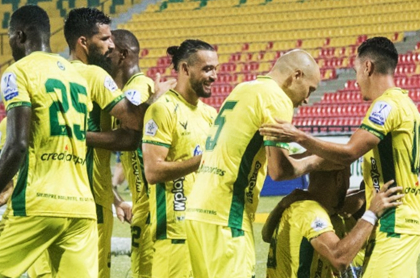 Bucaramanga venció 3-2 a Atlético Nacional en el estreno de Luis Fernando Suárez
