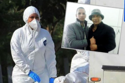 El cantante Javier Vásquez publicó una foto con su hijo, al que hallaron muerto en una casa en Neiva