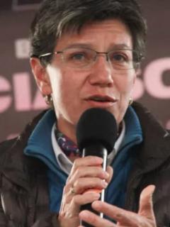 Claudia López vende miedo para mostrarse como salvadora: Carlos Fernando Galán