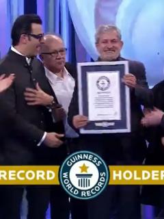 'Sábados felices' recibió un Premio Guiness en 2016.