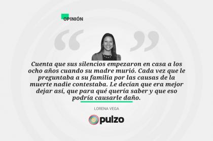 Frase destacada sobre De eso no se habla: el podcast de Isabel Cadena Cañón