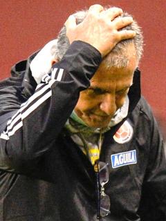 Des MacAleenan, expreparador de arqueros de Selección Colombia  se ahorcó. Imagen de referencia de Carlos Queiroz.