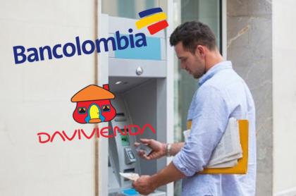 Bancolombia y Davivienda revelan utilidades logradas en 2020.