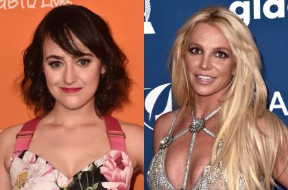 'Matilda' (Mara Wilson) se solidariza con Britney Spears por ser sexualizadas en Hollywood.