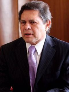 Carlos Mattos, empresario colombiano extraditado desde España.