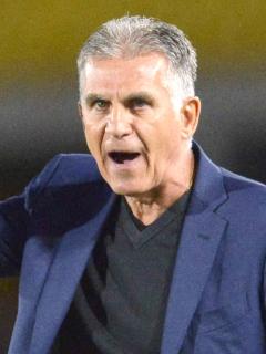 Mensaje de Queiroz por muerte de expreparador de arqueros de Selección Colombia.  Imagen de referencia del DT