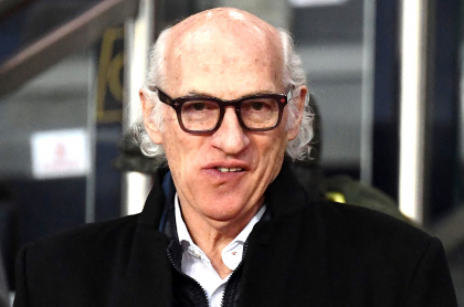 Para Carlos Bianchi, el Barcelona de España es un equipo cualquiera. Imagen de referencia del entrenador argentino.