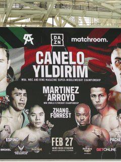 Pelea Canelo Álvarez hoy: horario y dónde ver su pelea de boxeo hoy.