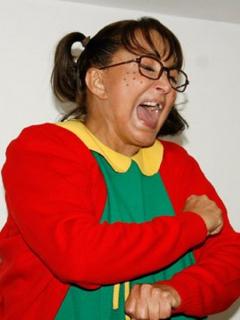 'La Chilindrina' contó que casi pierde un seno por nociva práctica en 'El Chavo'