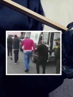 Cuatro personas robaron una casa en Zipaquirá y la Policía los persiguió y los capturó.