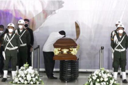 Funeral de Jorge Oñate: transmisión oficial en vivo y gratis de su despedida.