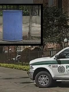 Bogotá: hipótesis sobre caso del hombre hallado muerto en la basura