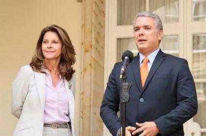 Iván Duque buscará 'vice' mujer ante posible salida de Marta Lucía Ramírez