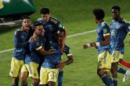 Selección Colombia: a un mes de Eliminatorias, así les fue a jugadores